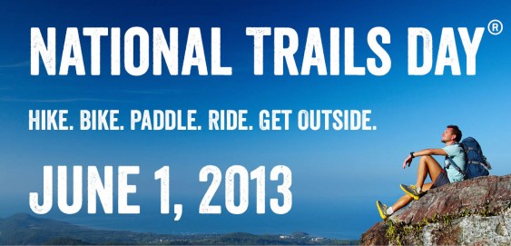 National Trails Day Advertisement