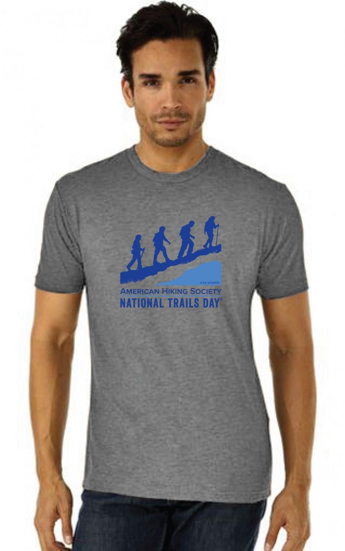 Gray Shirt Model T-shirt Models