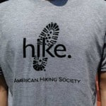 Gear & Resources hike boot for t-shirt
