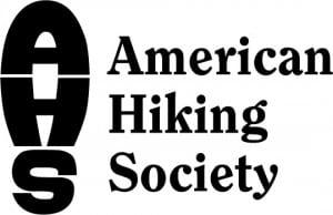 American Hiking Society - Black