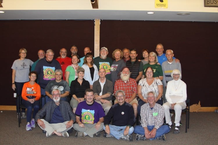 The 35th HikaNation Reunion Group