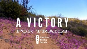 victory for trails logo