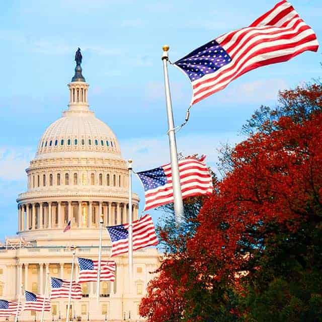 Congress Passes Trail Inclusive Spending Bill American