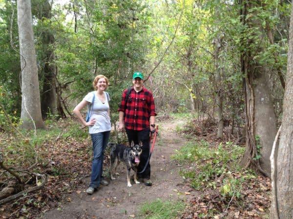 Trinity River National Wildlife Refuge American Hiking