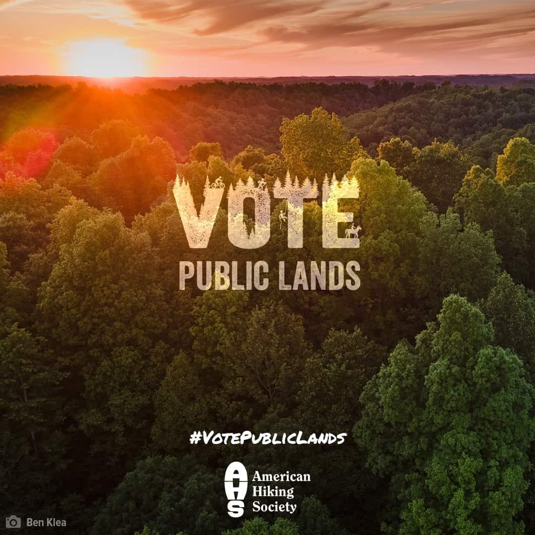 Vote Public Lands-square-ben-klea