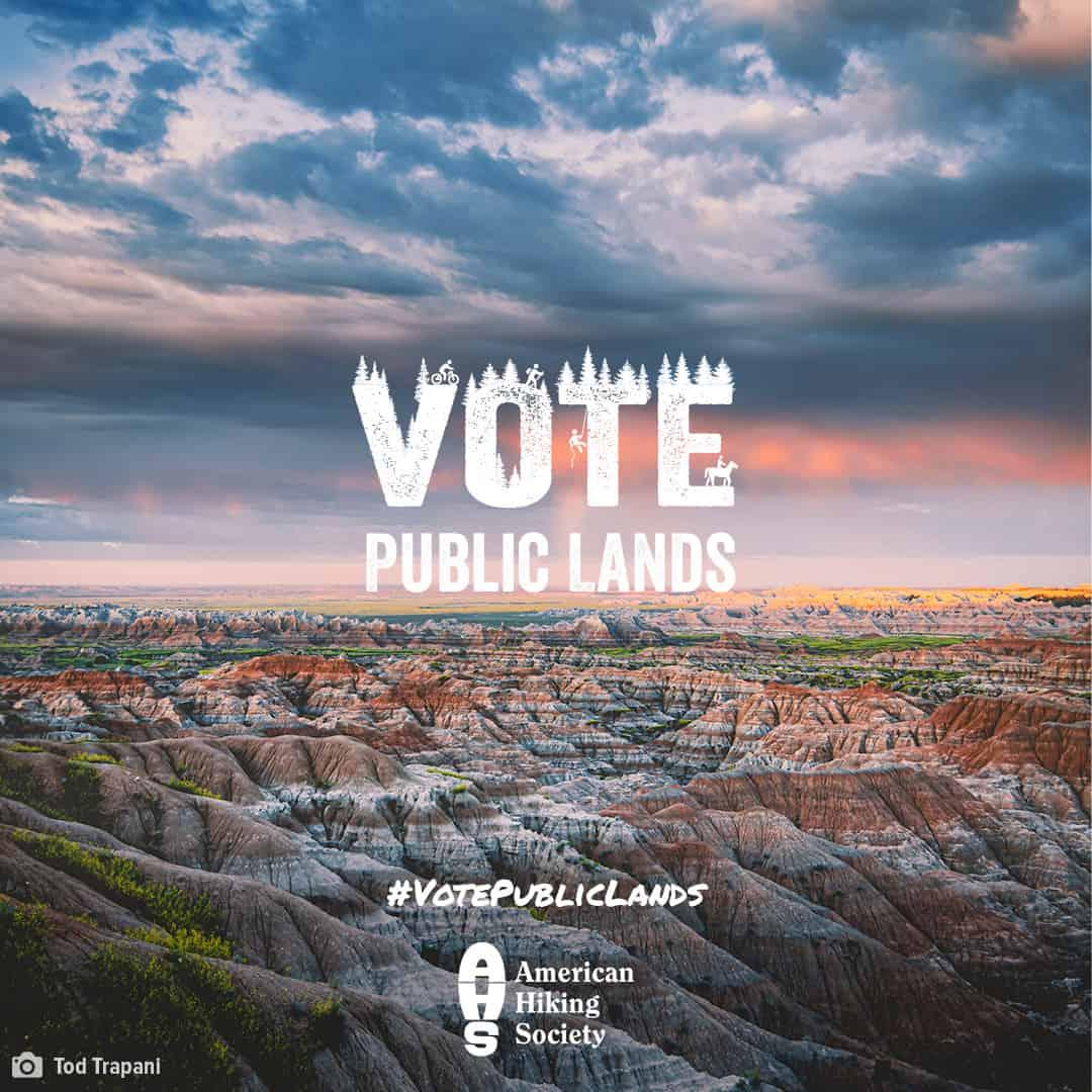 vote public lands