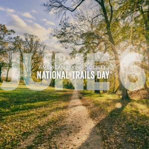 2020 National Trails Day shareable image