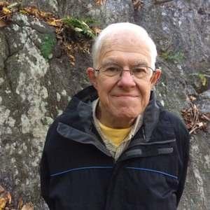 Tom Johnson on American Hiking board hike