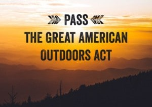 pass great american outdoors act